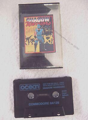 25797 Shadow Warriors - Commodore 64 (1990)