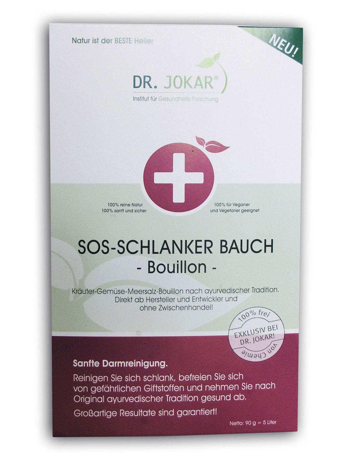 SOS Schlanker Bauch Pulver, effektiv gesund abnehmen, Fatburner, Gewichtsverlust