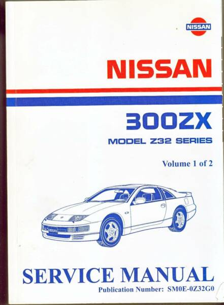 1986 nissan 300zx workshop manua see page 57 array nissan 300zx z32 02 1990 import models factory service manual rh gumtree fandeluxe