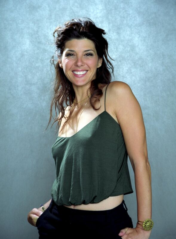 Marisa Tomei Smiling  8x10 Photo Print