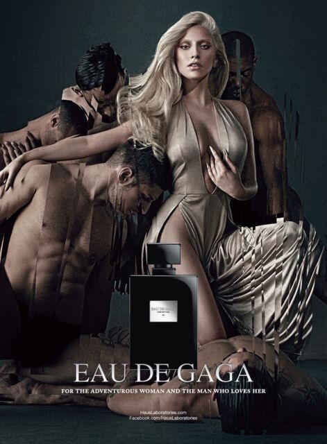 Lady Gaga Eau de Gaga Parfum for Womens Perfumes 30ml  BRAND NEW IN A SEALED BOX