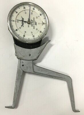 Dyer 78 Intertest Dial Caliper Gage 3.2-4.0 Range .001 Graduation