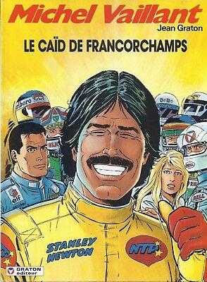BD Michel Vaillant - Le caïd de francorchamps - N°51 - EO -1988 -TBE- Graton