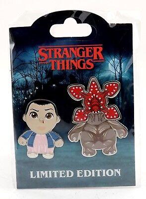Universal Studios Halloween Horror Nights 2018 HHN Stranger Things 2 Pack Pin LE