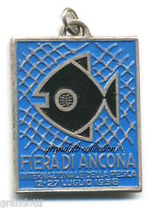 ANCONA-FIERA-DELLA-PESCA-1958-MEDAGLIA-CON-SMALTI-A-E-LORIOLI