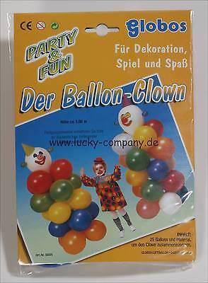 llonclown Kinder-Geburtstag Luftballon Party  *FREI HAUS* (Clown Geburtstag)
