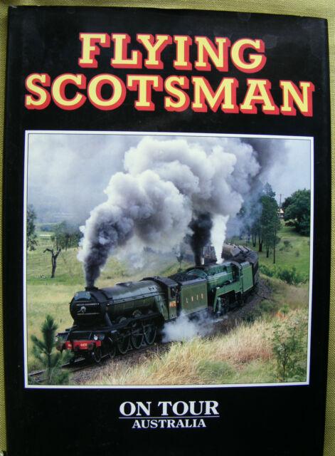 Flying Scotsman On Tour Australia