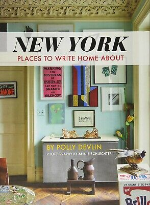 New York Places To Write Home About Polly Devlin NEW
