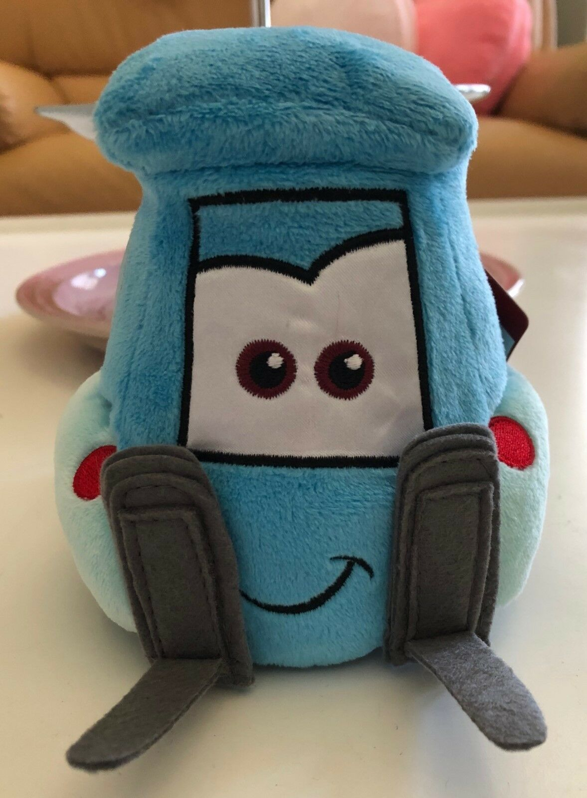 Disney Pixar Cars Guido Plush Toy Brand New with Tag! So Cut