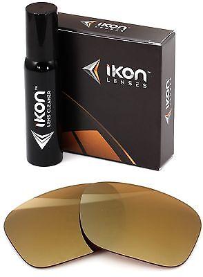 Polarized IKON Iridium Replacement Lenses For Oakley Catalyst 24K -