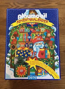 Playmobil calendrier avent 3976, 1998