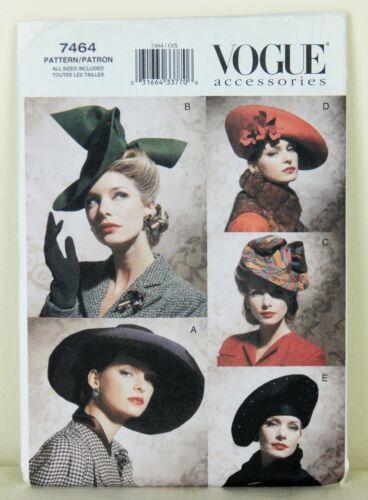 Vogue 7464 Vintage 1930
