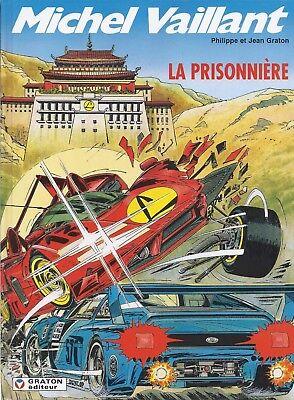 BD Michel Vaillant - La prisonnière - N°59 - EO -1997 -TTBE- Graton