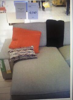 Wanted: IKEA modular Sofa with chaise