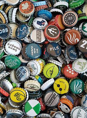 500 Beer Bottle Caps 250+ Designs Zero Defects
