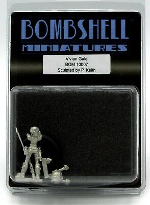 Bombshell BOM10007 Vivian Gale (Babes) Female Deep Sea Diver Steampunk Engineer](Steampunk Babes)