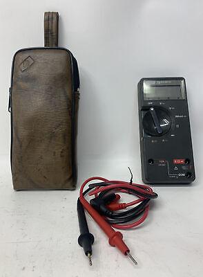Fluke Model 73 Digital Multimeter Case