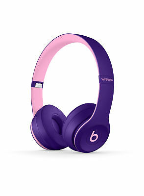 Beats by Dr. Dre Solo3 Wireless Pop Violet Beats Pop Collection On Ear