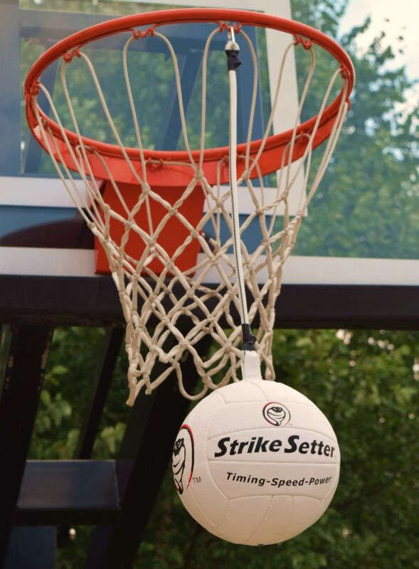 StrikeSetter - Division 1 - HOME Volleyball SPIKE Hitting Training