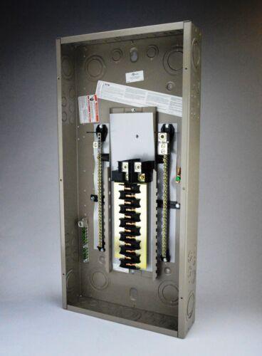 Eaton CH24NLPN125E 24 Circuit 125-Amp Sz E Plug On Neutral Load Center Main Lug