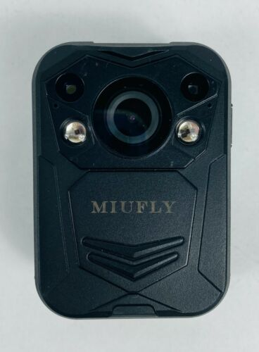 Miufly Body Camera 64gb