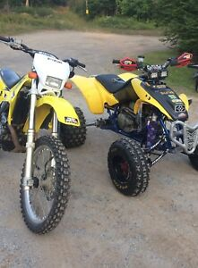 2004 Suzuki drz400 street legal updated