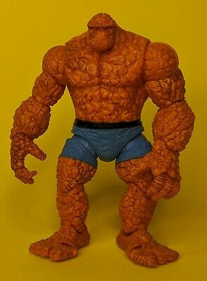 "The Thing 6"" action figure 2007 Hasbro Marvel Legends Ronan wave"