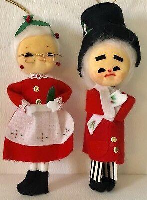 Uncle Mistletoe Aunt Holly Marshall Field/'s Christmas art prints Chicago X-mas