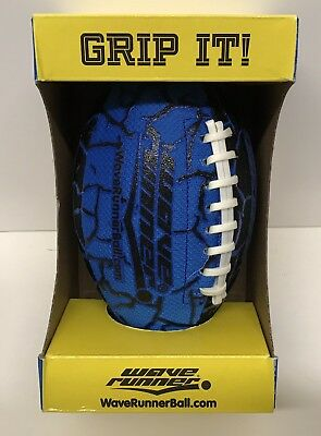 Wave Runner Grip It Football, Assorted Colors (Our - Runner Football