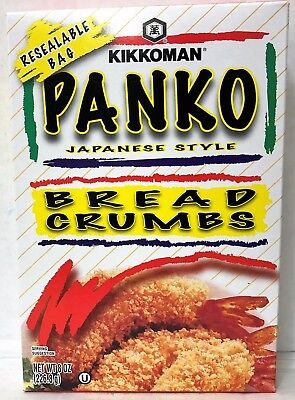 Kikkoman Panko Japanese Style Bread Crumbs 8 oz ()