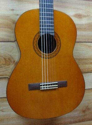 New Yamaha Gigmaker Classic C40 Acoustic Guitar Pack Natural, used for sale  La Porte