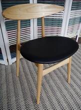 New Replica Scandi CH33 Hans Wegner Timber Dining Chairs Black Melbourne CBD Melbourne City Preview