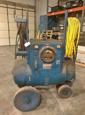 Industrial Hobart Welder With Cart Tig 250250 Ac-622944 9681