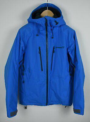 NORRONA LOFOTEN GORE-TEX PRIMALOFT Men SMALL Waterproof Skiing Jacket