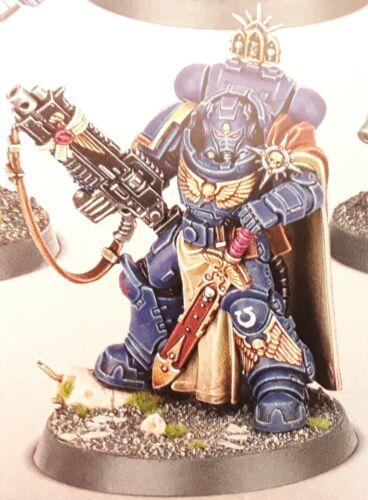 Warhammer 40K Space Marines Captain Gravis Armor NOS Nexus Pariah Kill Team