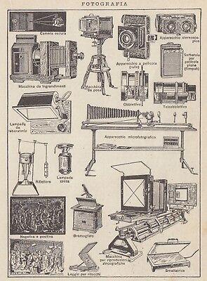 C2825 Fotografia - Macchine e materiali - Stampa d'epoca - 1936 vintage print usato  Cantogno