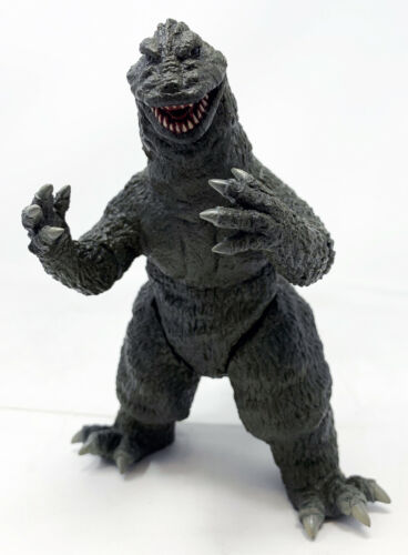 """Original Y-MSF & GEN 1962 Godzilla 6"""" Figure from Japan"""