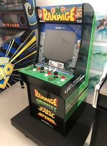 Standup Arcade Machine Arcade1Up - Midway Classics Rampage