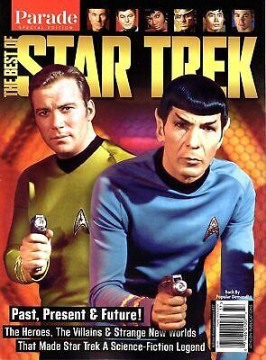 *BEST of STAR TREK- Past Present & Future* Captain Kirk Spock PARADE - 2019 NEW