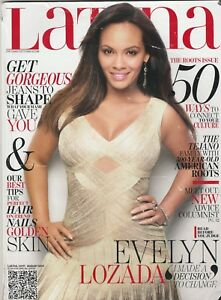 Evelyn Lozada Latina Magazine August 2013 (Buy 1 Get Others at 50% off )