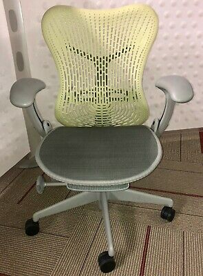 Herman Miller Mirra Task Chairs - Office Desk Chairs - Conference Chairs
