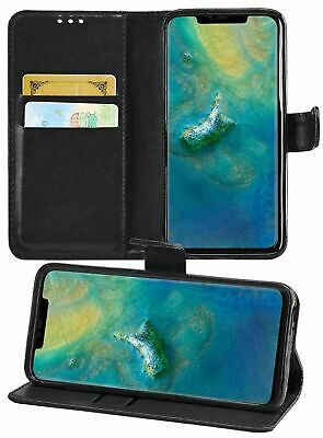Case for Motorola Moto E6 Play Pu Leather Flip Wallet Cover