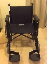 Bariatric heavy duty manual wheelchair Glenella Mackay City Preview