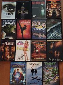 DVD 3$ CHAQUE ( liste des titres en français ) Gatineau Ottawa / Gatineau Area image 9