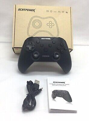 005 Echtpower Wireless Game Controller For Nintendo Switch