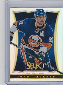 13-14-2013-14-SELECT-JOHN-TAVARES-PRIZM-PARALLEL-PANINI-76-NEW-YORK-ISLANDERS