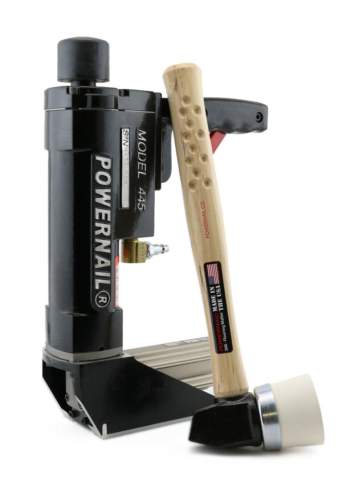 Powernail 445SNW 16-Gauge Pneumatic Surface Nailer for Wood