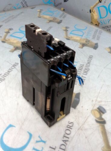 ABB KC31E CONTACTOR W/ (1) CA7 AUXILIARY CONTACTS