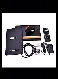 Android tv box H96 pro plus