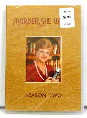 Murder, She Wrote: Season 2 Angela Lansbury David Hedison Danova Bonerz